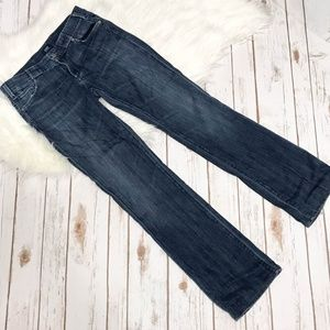 Citizens of Humanity Kelly Low Waist Bootcut 27